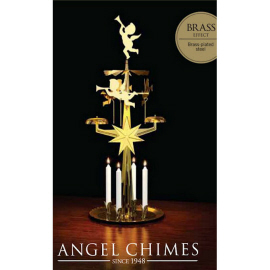 angel chimes goud